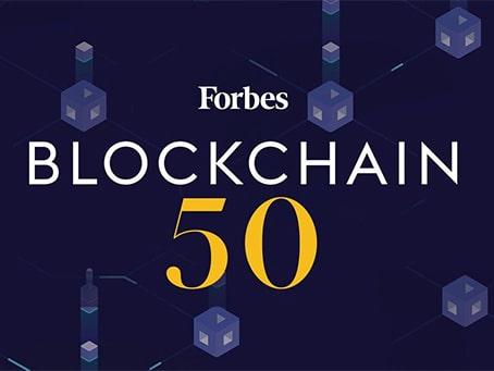 Forbes' Blockchain 50 lists HSBC's partnership with Contour